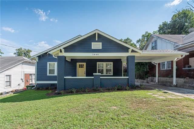 1446 Copeland Avenue SW, Atlanta, GA 30310 (MLS #6605349) :: Iconic Living Real Estate Professionals