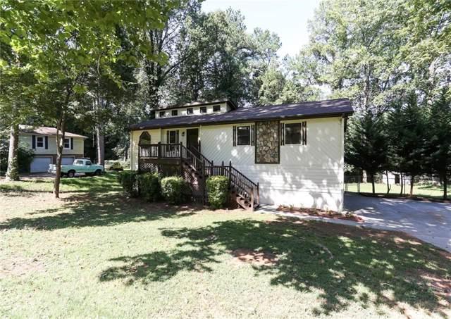 5541 Blackhawk Drive, Acworth, GA 30102 (MLS #6605365) :: North Atlanta Home Team