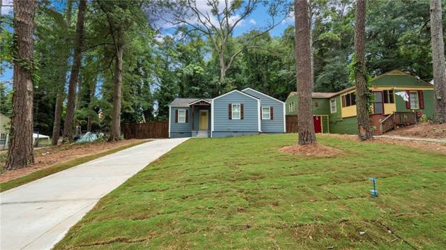 671 Charlotte Place NW, Atlanta, GA 30318 (MLS #6605368) :: The Hinsons - Mike Hinson & Harriet Hinson