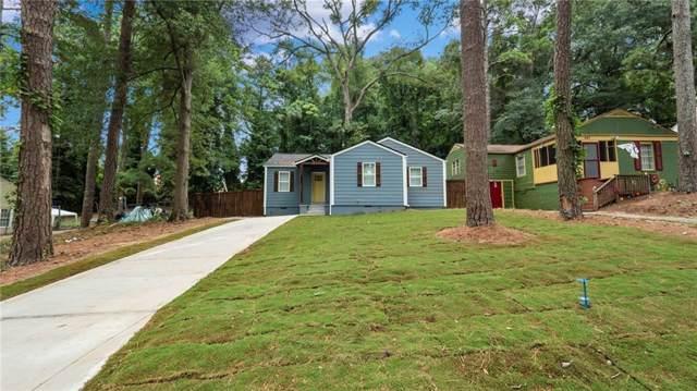 671 Charlotte Place NW, Atlanta, GA 30318 (MLS #6605368) :: RE/MAX Paramount Properties