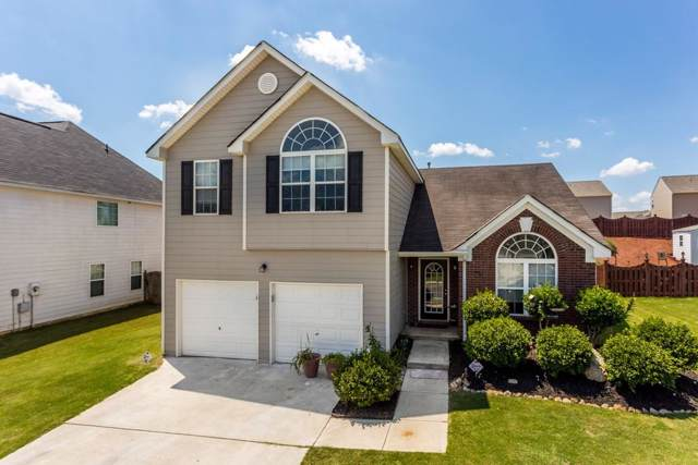 140 Pendergrass Farms Circle, Pendergrass, GA 30567 (MLS #6605372) :: The Zac Team @ RE/MAX Metro Atlanta