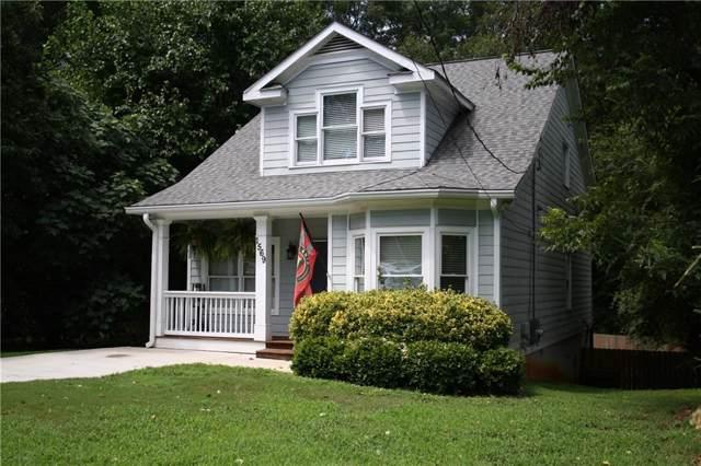 1569 Elleby Road SE, Atlanta, GA 30315 (MLS #6605409) :: The Heyl Group at Keller Williams