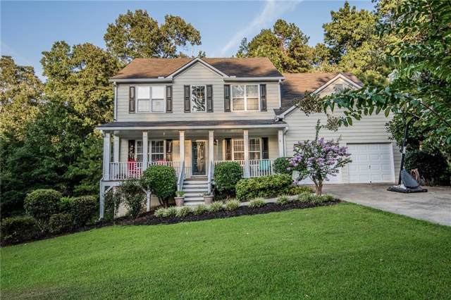 210 Oak Hollow Court, White, GA 30184 (MLS #6605419) :: Iconic Living Real Estate Professionals