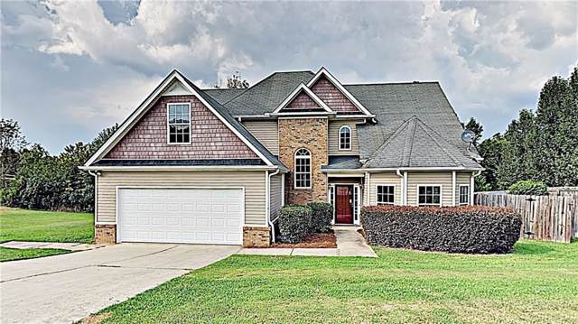 449 Merrill Meadows Point, Douglasville, GA 30134 (MLS #6605435) :: The Zac Team @ RE/MAX Metro Atlanta