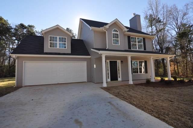 5559 Buckberry Drive, Gillsville, GA 30543 (MLS #6605449) :: RE/MAX Paramount Properties