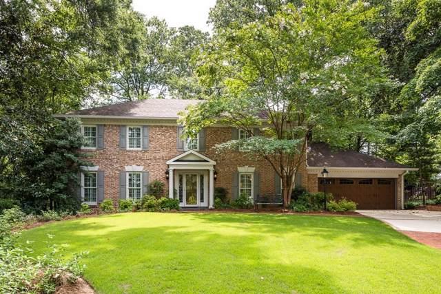 5035 Pine Bark Circle, Dunwoody, GA 30338 (MLS #6605460) :: RE/MAX Paramount Properties