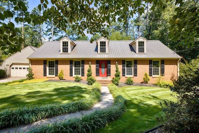 3345 Timberridge Trail, Duluth, GA 30096 (MLS #6605463) :: Good Living Real Estate