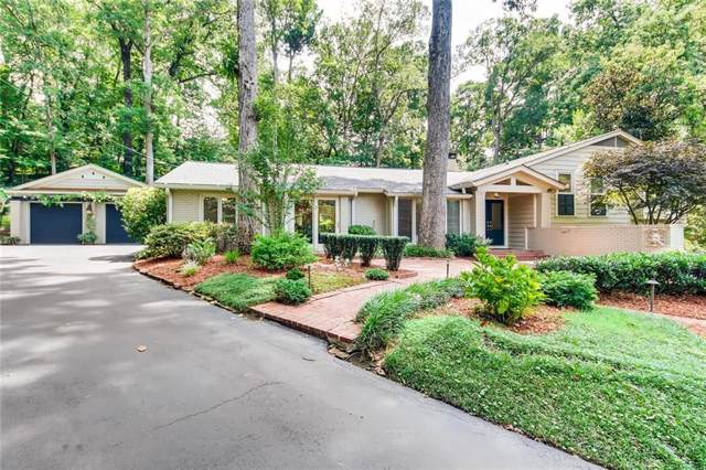 661 Starlight Drive, Atlanta, GA 30342 (MLS #6605467) :: RE/MAX Paramount Properties