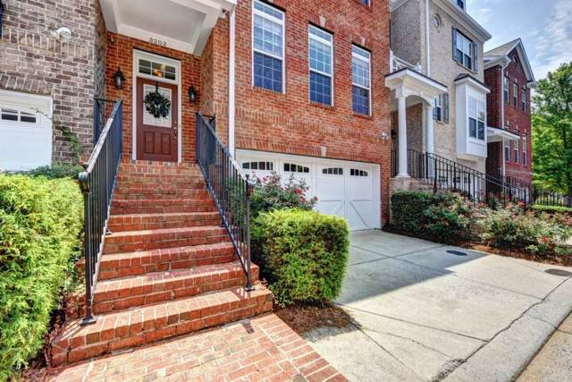 3203 Buck Way, Milton, GA 30004 (MLS #6605502) :: RE/MAX Paramount Properties