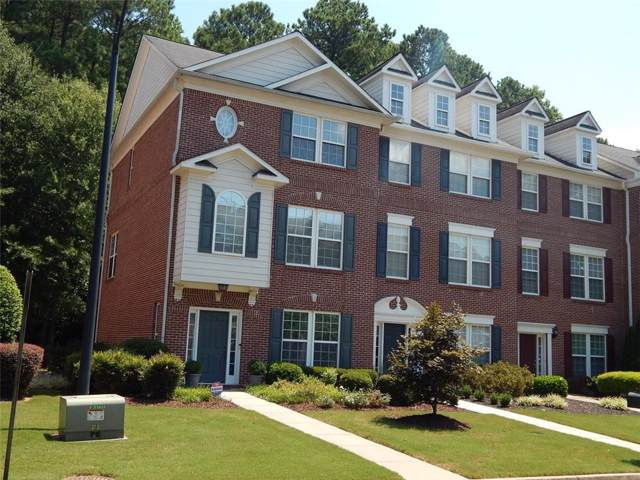 3344 Chastain Gardens Drive NW, Kennesaw, GA 30144 (MLS #6605503) :: The Zac Team @ RE/MAX Metro Atlanta