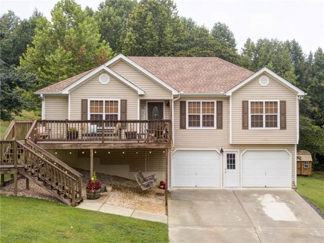120 Hobson Drive, Jasper, GA 30143 (MLS #6605505) :: The Zac Team @ RE/MAX Metro Atlanta