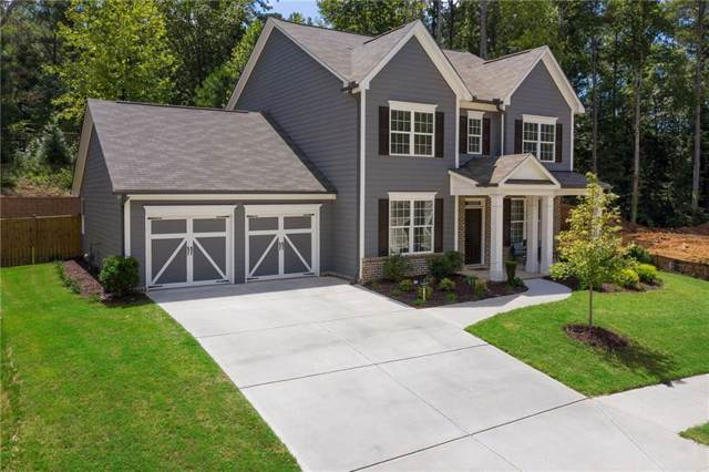 830 Tramore Road, Acworth, GA 30102 (MLS #6605532) :: Kennesaw Life Real Estate