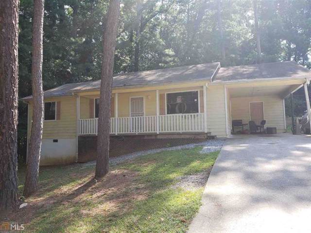 6380 W Fayetteville Road, Riverdale, GA 30296 (MLS #6605546) :: RE/MAX Paramount Properties