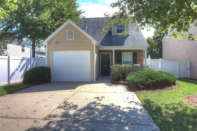 316 Pieris Drive, Canton, GA 30114 (MLS #6605569) :: Iconic Living Real Estate Professionals