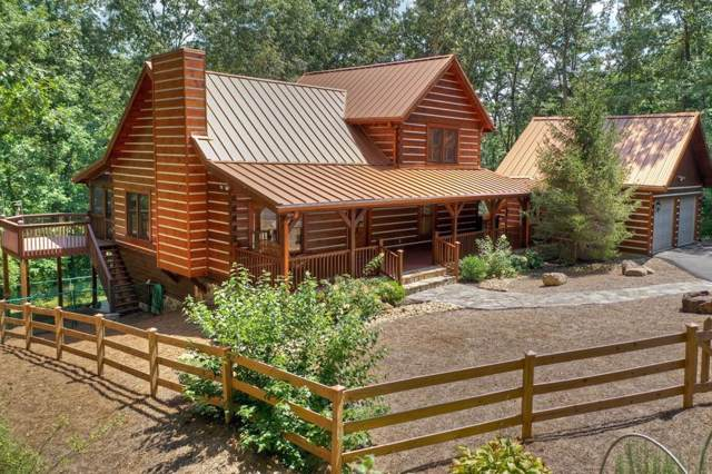 69 Oak Ridge Way, Ellijay, GA 30536 (MLS #6605644) :: The Cowan Connection Team
