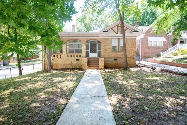 2556 Semmes Street, East Point, GA 30344 (MLS #6605668) :: RE/MAX Paramount Properties