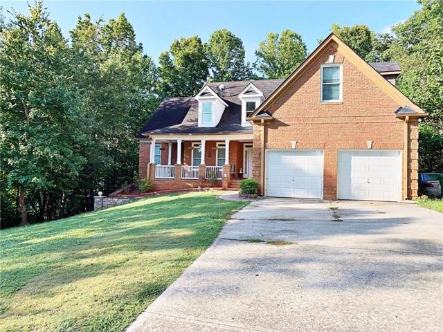 8905 Beaver Trail, Gainesville, GA 30506 (MLS #6605670) :: The Cowan Connection Team