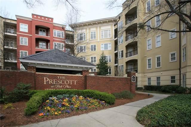 11 Perimeter Center E #2407, Atlanta, GA 30346 (MLS #6605679) :: RE/MAX Paramount Properties