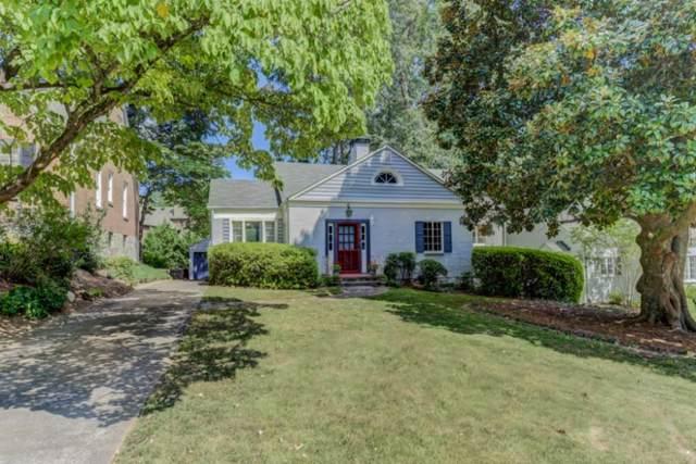 404 Princeton Way NE, Atlanta, GA 30307 (MLS #6605706) :: RE/MAX Paramount Properties