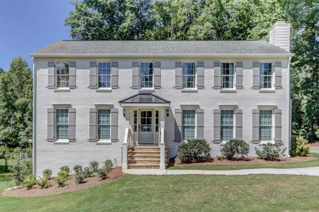 903 Woodlawn Drive, Marietta, GA 30068 (MLS #6605714) :: KELLY+CO