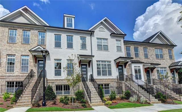 4323 Parkside Place #19, Sandy Springs, GA 30342 (MLS #6605724) :: The Heyl Group at Keller Williams
