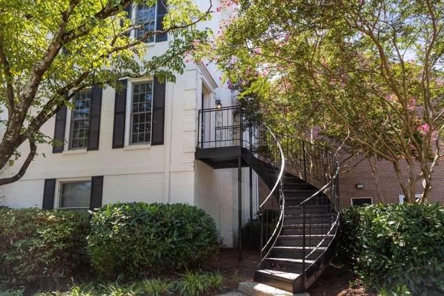 1101 Collier Road NW K6, Atlanta, GA 30318 (MLS #6605738) :: Iconic Living Real Estate Professionals