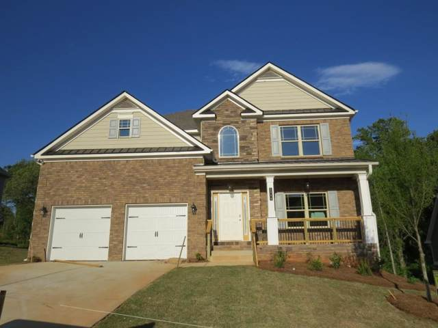 5201 Woodline View Circle, Hoschton, GA 30548 (MLS #6605739) :: The Stadler Group
