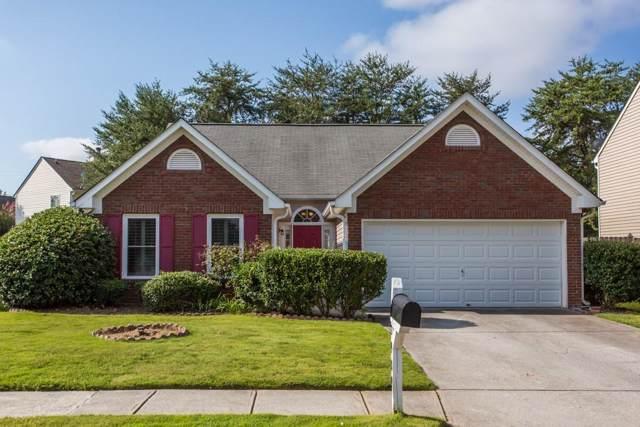 2909 Egret Lane, Austell, GA 30106 (MLS #6605752) :: RE/MAX Paramount Properties