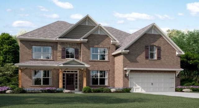 5260 Briarstone Ridge Way, Alpharetta, GA 30022 (MLS #6605778) :: Charlie Ballard Real Estate