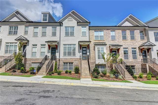4325 Parkside Place #20, Sandy Springs, GA 30342 (MLS #6605789) :: North Atlanta Home Team