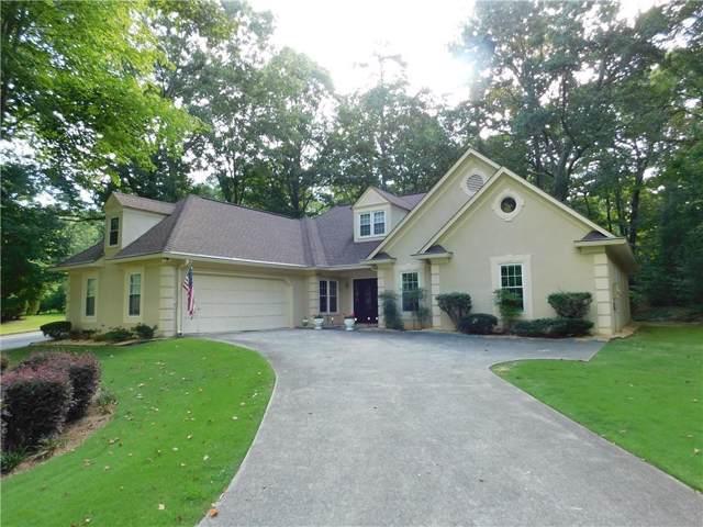 950 Laurel Springs Lane SW, Marietta, GA 30064 (MLS #6605791) :: KELLY+CO