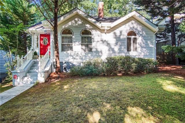 575 Warwick Street SE, Atlanta, GA 30316 (MLS #6605800) :: RE/MAX Paramount Properties