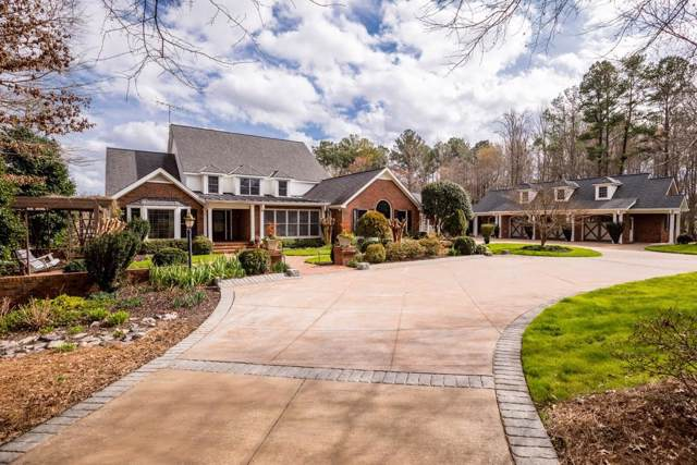 129 Mattox Road, Newnan, GA 30263 (MLS #6605838) :: KELLY+CO