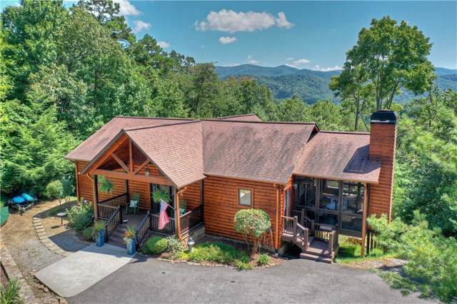 330 Choctaw Ridge, Blue Ridge, GA 30513 (MLS #6605840) :: The North Georgia Group