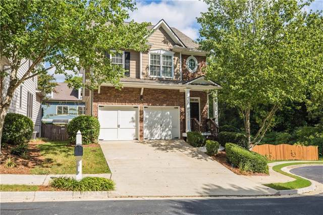 6025 Hunter Hall Court, Norcross, GA 30071 (MLS #6605867) :: The Stadler Group