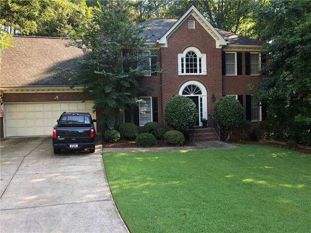 635 Varina Way, Alpharetta, GA 30022 (MLS #6605878) :: Iconic Living Real Estate Professionals