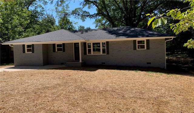 4942 White Boulevard SW, Mableton, GA 30126 (MLS #6605891) :: The North Georgia Group