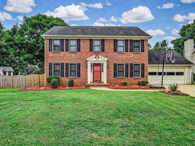 691 Deer Oaks Drive, Lawrenceville, GA 30044 (MLS #6605896) :: RE/MAX Paramount Properties