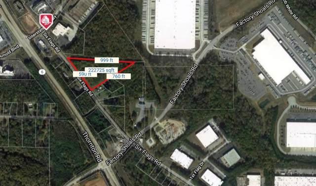 0 Six Flags Road, Lithia Springs, GA 30122 (MLS #6605901) :: The Heyl Group at Keller Williams