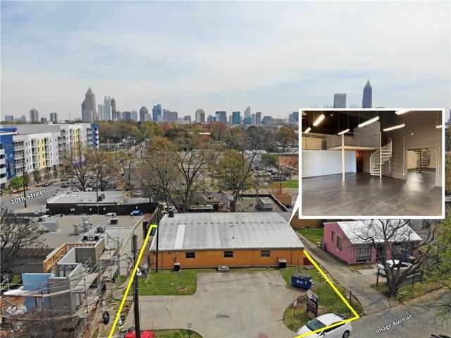 961 Image Avenue NW, Atlanta, GA 30318 (MLS #6605921) :: Iconic Living Real Estate Professionals