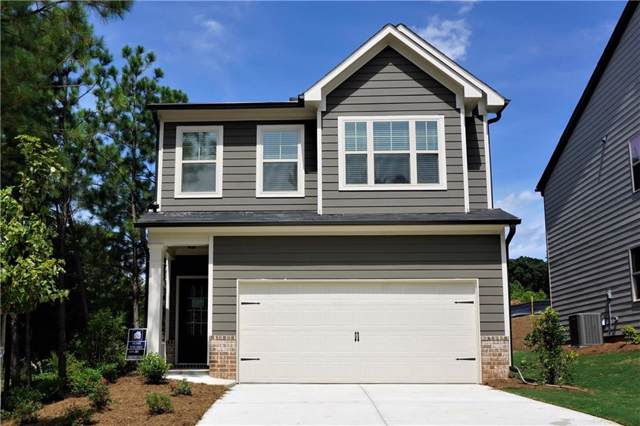 599 Summit Point, Canton, GA 30114 (MLS #6605931) :: Kennesaw Life Real Estate