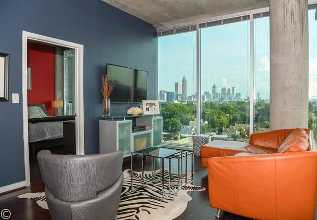 361 17th Street NW #1023, Atlanta, GA 30363 (MLS #6605949) :: RE/MAX Paramount Properties