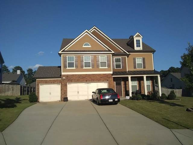 933 Ensign Peak Court, Lawrenceville, GA 30044 (MLS #6605952) :: Charlie Ballard Real Estate