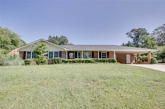 1020 Durrell Street, Austell, GA 30106 (MLS #6605957) :: The Zac Team @ RE/MAX Metro Atlanta