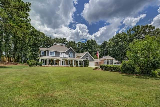 251 Bethany Farms Drive, Ball Ground, GA 30107 (MLS #6605958) :: Kennesaw Life Real Estate