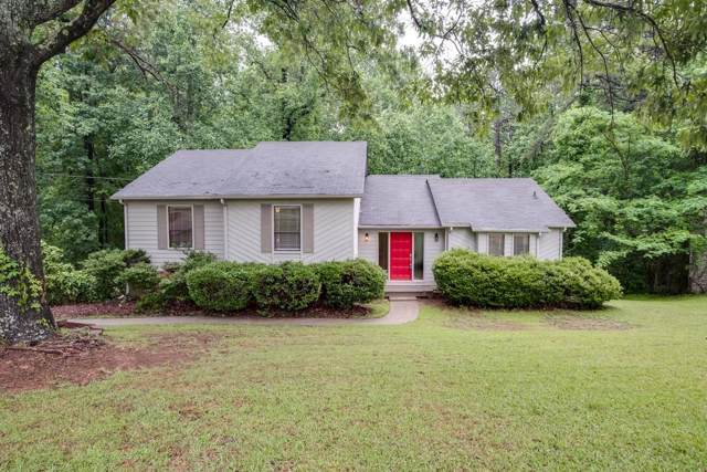 6015 Highview Drive SE, Mableton, GA 30126 (MLS #6605962) :: The Heyl Group at Keller Williams