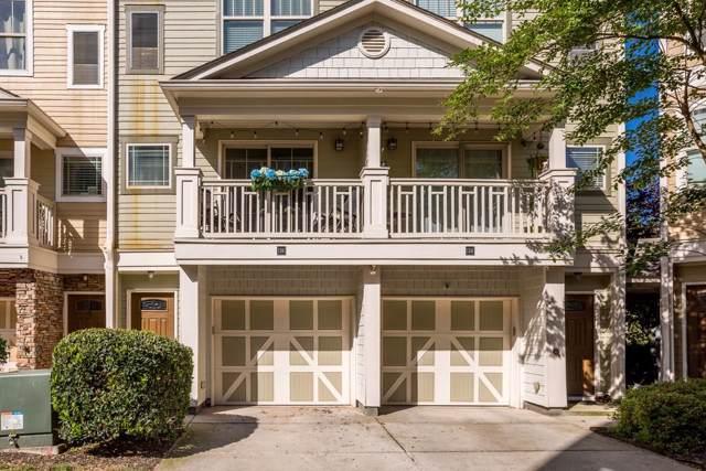 220 Semel Circle NW #136, Atlanta, GA 30309 (MLS #6605963) :: Kennesaw Life Real Estate