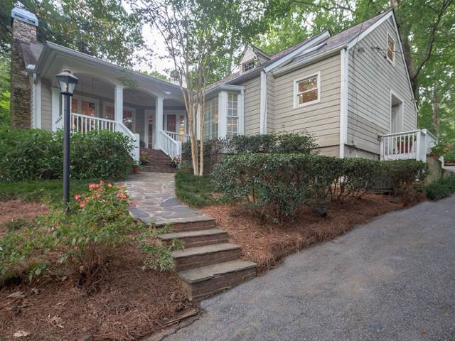 3776 Powers Ferry Road NW, Atlanta, GA 30342 (MLS #6605966) :: The Zac Team @ RE/MAX Metro Atlanta