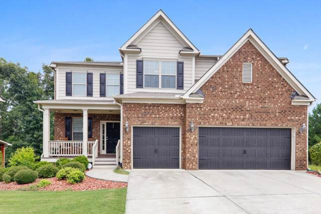 540 Nichols View Way, Suwanee, GA 30024 (MLS #6605969) :: The Cowan Connection Team