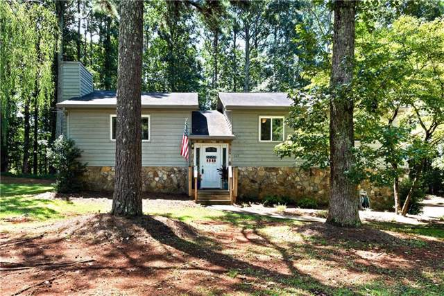 117 Emerald Cove Drive, Woodstock, GA 30189 (MLS #6605974) :: North Atlanta Home Team
